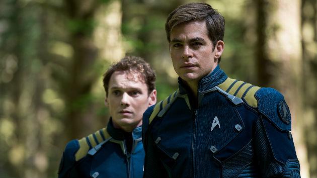 """Star Trek Beyond's"" Zachary Quinto Remembers Leonard Nimoy, Anton Yelchin"
