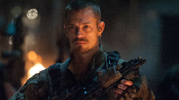 "Inside ""Suicide Squad"" Leader Joel Kinnaman's Quickie Wedding"