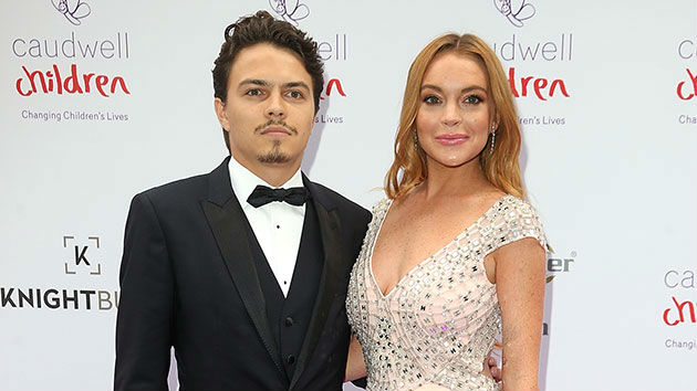 Lindsay Lohan Apologizes for Blasting Fiancé on Social Media