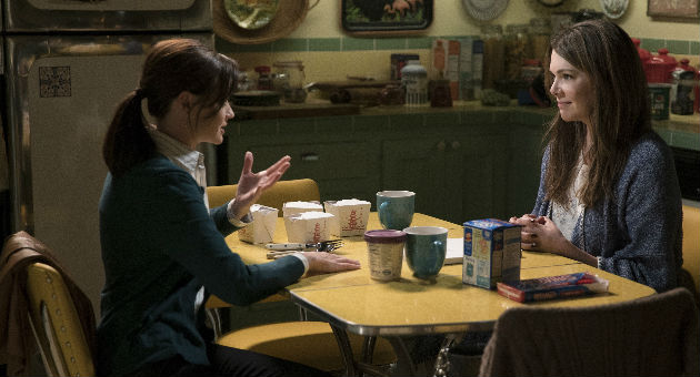 "Netflix: ""Gilmore Girls"" Back November 25"