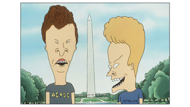"""Beavis & Butt-Head,"" ""Daria,"" More from the '90s Returning with MTV Classic"