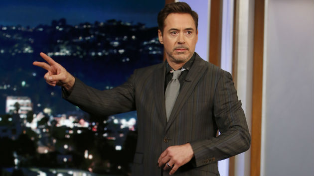 "Robert Downey Jr. Confirms He'll Be in ""Avengers: Infinity War"""