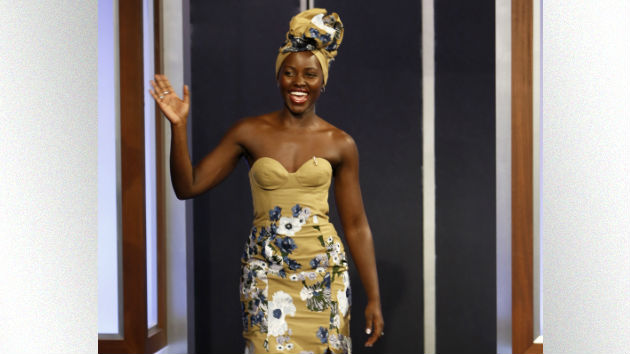 "Lupita Nyong'o Knew Right Away She ""Had to Be a Part"" of ""Queen of Katwe"""