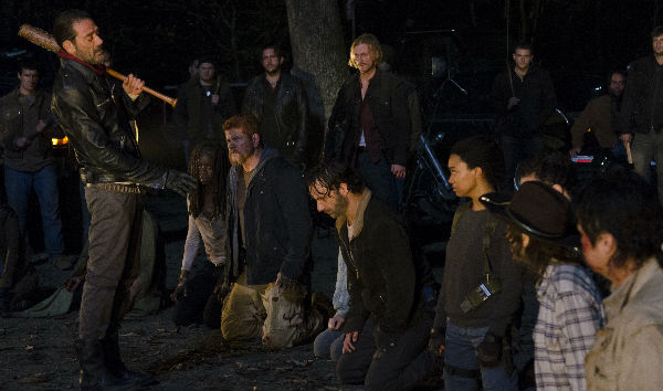 "Norman Reedus Says ""No One Is Safe"" on ""The Walking Dead"""