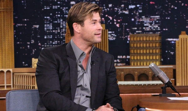 Chris Hemsworth Hammers Split Rumors with Sarcasm