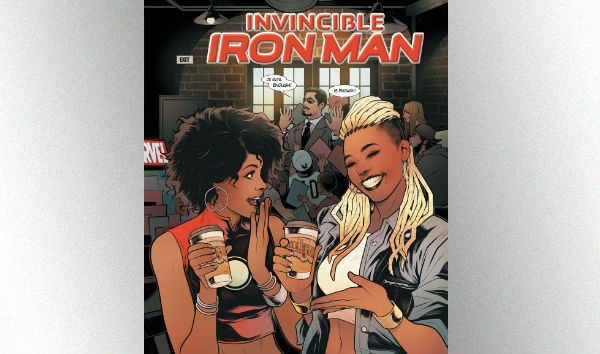Groundbreaking Female Comic Book Store Owner Now Appears on a Marvel Cover