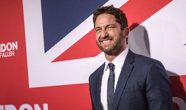 "Gerard Butler On Duty for Third ""Fallen"" Flick"