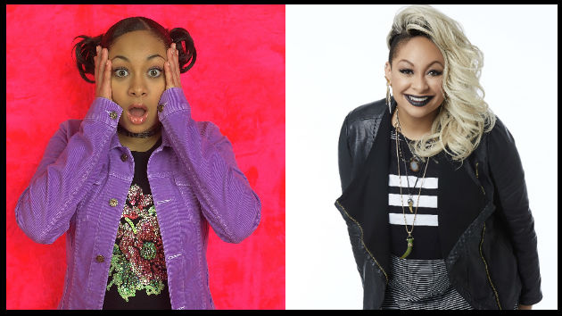 "Raven-Symoné Leaving ""The View"" for ""That's So Raven"" Spinoff"