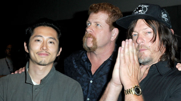 """Walking Dead"" Victims Get New ""Conan"" Gig"