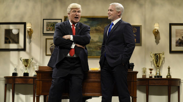 "Alec Baldwin to Spend Inauguration Day Prepping for Spoofing Trump on ""SNL"""