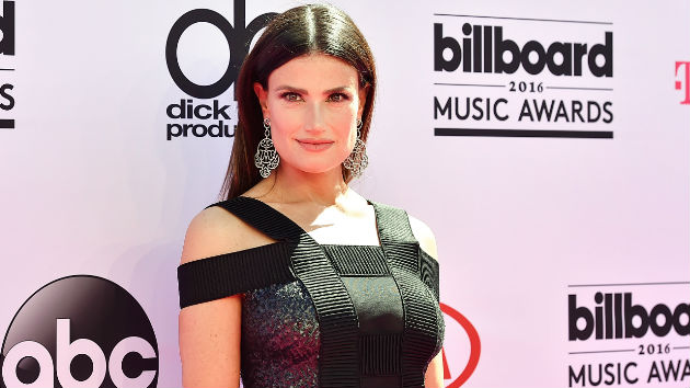 """Terrified"" Idina Menzel ""Said No to Myself 12 Times"" Before Agreeing to Star in ""Beaches"" Remake"