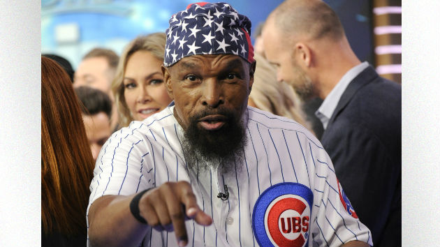 "We pity the fool who isn't rooting for Mr. T on ""Dancing with the Stars"""