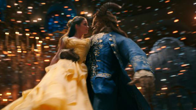 Google Home is playing ads for 'Beauty and The Beast'