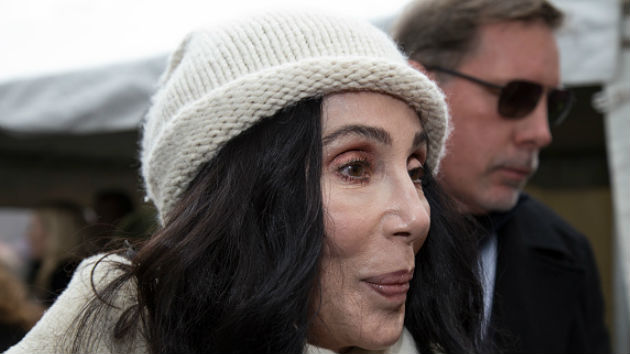 Cher to star in new Lifetime movie about Flint, Michigan water crisis