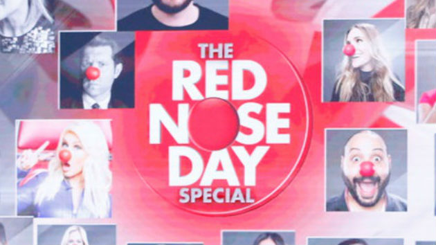 """Love Actually"" stars reunite for ""Red Nose Day Actually"" trailer"