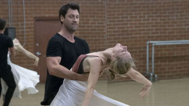 """Dancing with the Stars"" pro Maksim Chmerkovskiy sidelined with calf injury"