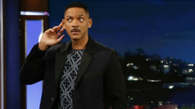 "Will Smith on his debut as a stand-up comedian: ""I AM HOOKED"""