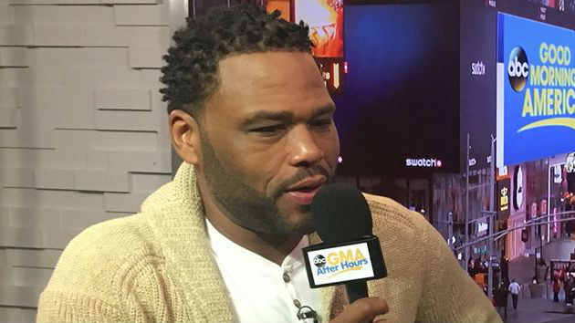 Win or lose, Emmy-nominated Anthony Anderson happy his career has been good for his mom
