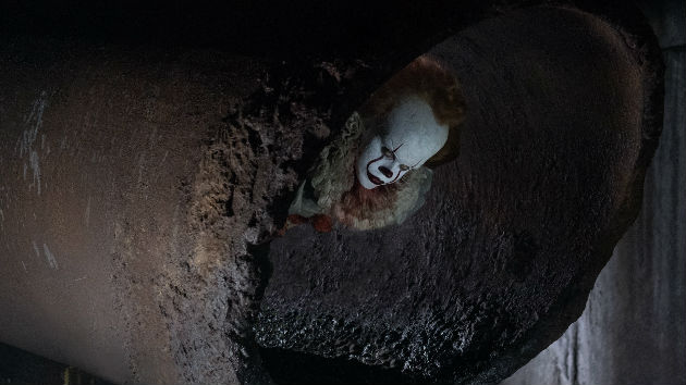 """""""It"""" tops weekend box office with second record-breaking week"""
