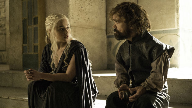 "Cersei, Daenerys and Jon Snow take a ""Long Walk"" in ""Game of Thrones"" promo"