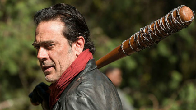 "Ahead of season 8's ""Walking Dead"" mid-season finale, creator talks ""good dude"" Jeffrey Dean Morgan, aka Negan"