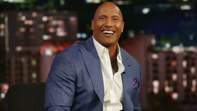 "Dwayne ""The Rock"" Johnson and girlfriend expecting baby number two"