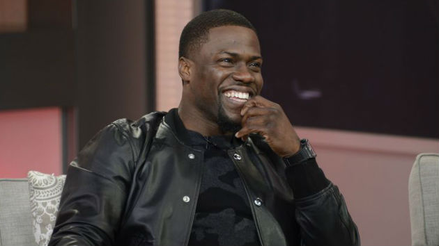 Kevin Hart laughs off cheating allegations