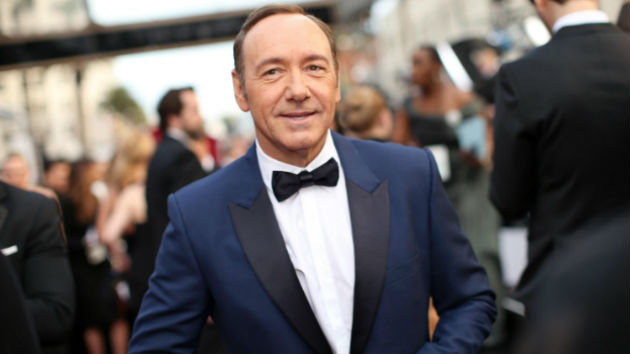 Kevin Spacey to host 71st annual Tony Awards