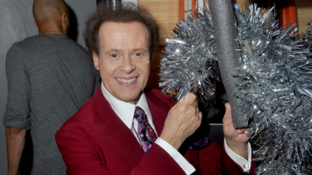"""Richard Simmons breaks silence: """"I'm not missing, just a little under the weather"""""""