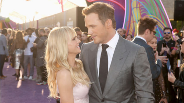 "Anna Faris live-Tweets her day leading to the ""Guardians of the Galaxy Vol. 2"" premiere"