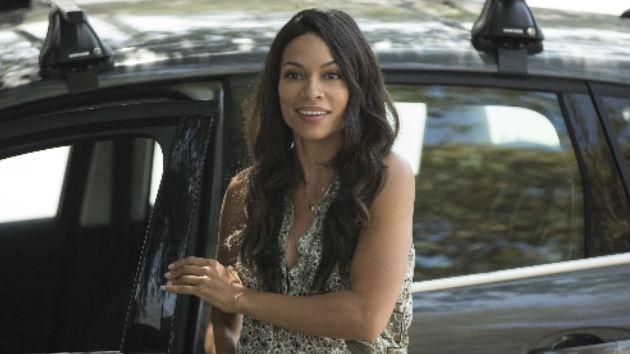 """Unforgettable"" star Rosario Dawson recalls embarrassing herself in front of Prince"
