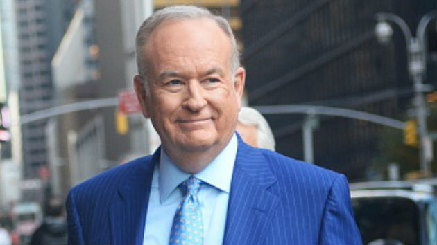 "Bill O'Reilly, ""sad"" over show's abrupt end, returns to podcast"