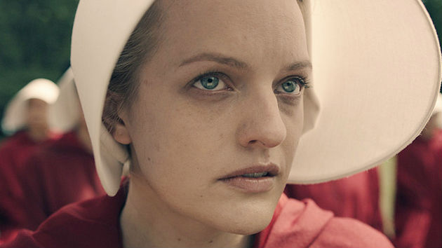 "Chilling dystopian drama ""The Handmaid's Tale"" premieres on Hulu"
