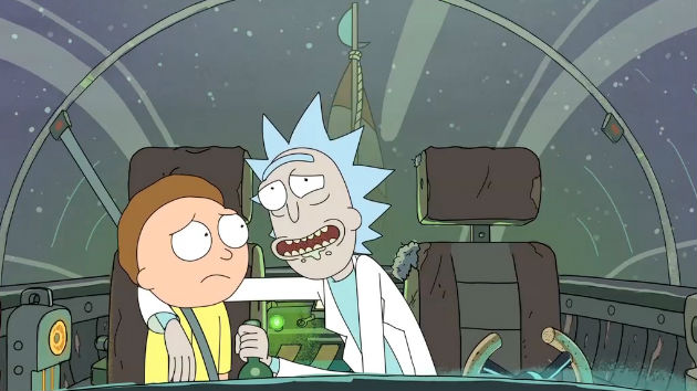 The boys are back! With new trailer, Adult Swim announces 'Rick and Morty' returning May 3