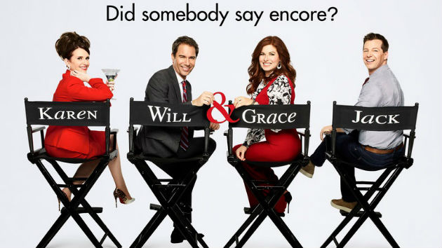 """Watch the new trailer for the """"Will & Grace"""" revival"""