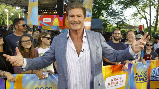 """Zardu Hasselfrau"" speaks: David Hasselhoff on his work in ""Guardians of the Galaxy Vol. 2"""