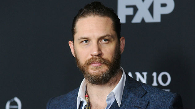 "Tom Hardy cast as ""Spider-Man"" baddie Venom"