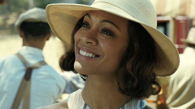 Zoe Saldana says she doesn't believe in diets