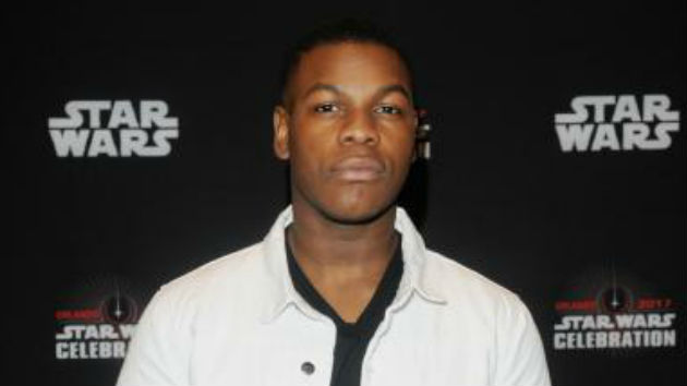 "John Boyega says in new ""Star Wars"" movie, Finn finally really is a ""big deal"""