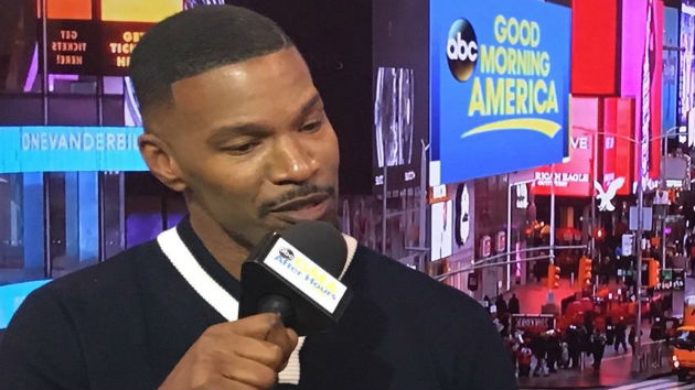 "Jamie Foxx's new game show, ""Beat Shazam,"" premieres tonight"
