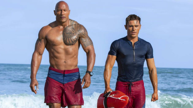"""Baywatch"" sequel already in the works"