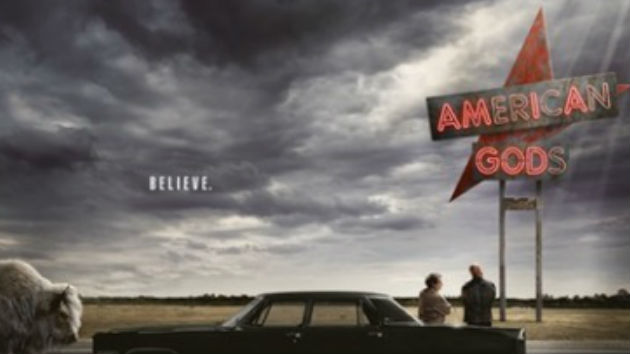 "Blood, Sex and...Immigration? Cast of Starz' ""American Gods"" says show entertains and informs"