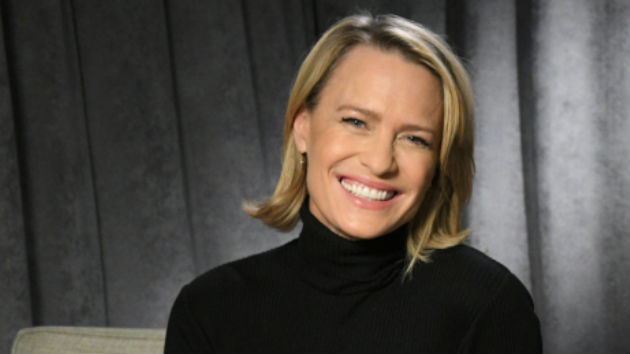 Report: Robin Wright marries Clement Giraudet in private ceremony