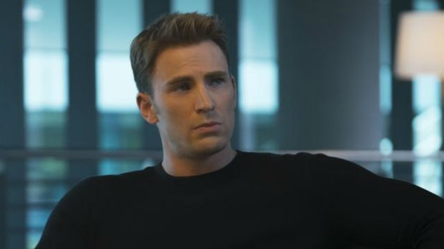 Chris Evans talks hanging up Captain America's shield