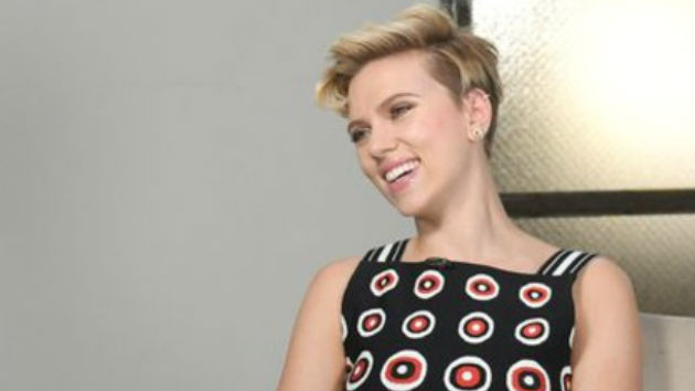 "Scarlett Johansson named ""Forbes'"" highest-paid actress"