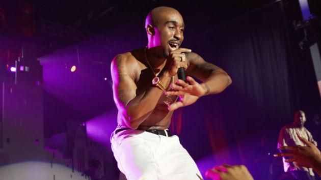 Demetrius Shipp Jr. as Tupac Shakur/Photo: Quantrell Colbert