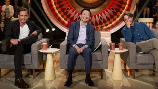 "Will Arnett says ""The Gong Show"" is ""about having a good time"""