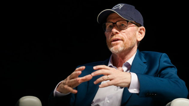 "Ron Howard ""beyond grateful"" to helm Han Solo movie"