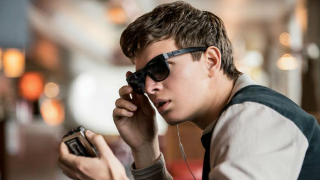 """Baby Driver"" opens Wednesday; star Ansel Elgort promises ""the most exciting action movie you will ever see"""