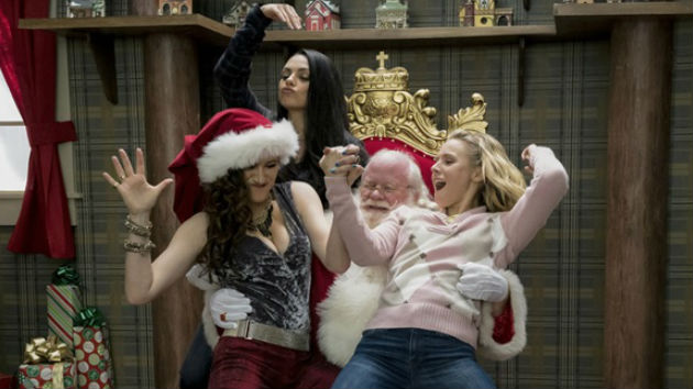 "First Look: Mila Kunis, Kristen Bell, and Kathryn Hahn in ""A Bad Moms Christmas"""